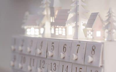 Adventi naptár 2018 meglepetések