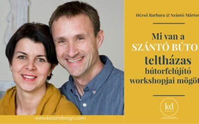 Mi van a Szántó Bútor teltházas workshopjai mögött?