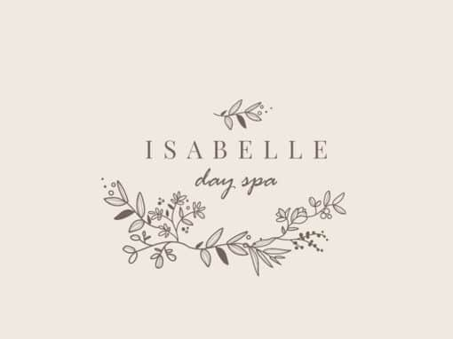 Isabelle day spa logó