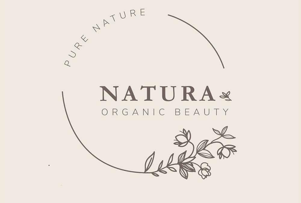 Natura organic beauty logó